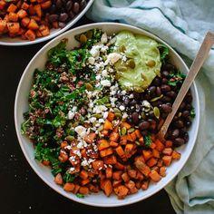 Southwestern Kale Power Salad