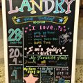 First Birthday Luau ~ Landry Edition! | Yvearl