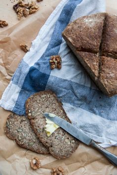 Sokmagvas gluténmentes kenyér – izgalmas napindító finomság - Gluténérzékenység…