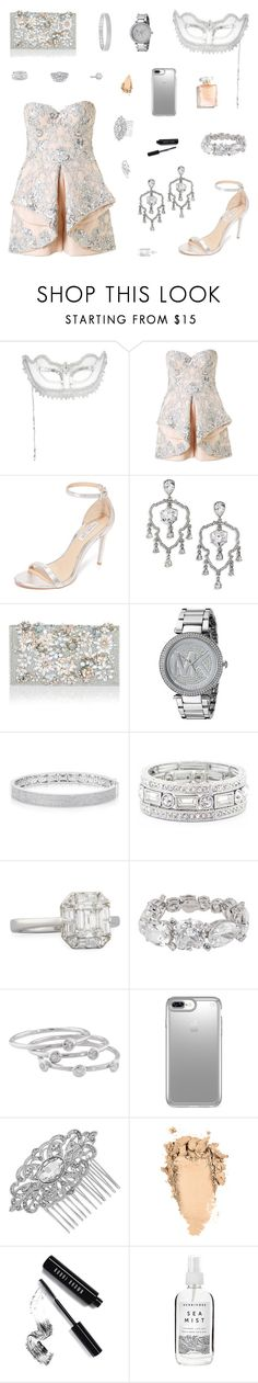 """Devil In Disguise"" by belenloperfido ❤ liked on Polyvore featuring Mikael D, Rachel Zoe, Oscar de la Renta, Accessorize, Michael Kors, Anne Sisteron, Sole Society, Zydo, Henri Bendel and London Road"