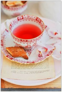 Art Symphony: It's Tea Time...