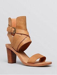 ASH Open Toe Sandals - Queenie High Heel