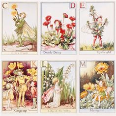 free fairy decoupage to download - Google Search