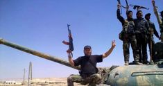 """""""Moderate"""" Rebels Armed by Obama Join al-Qaeda, ISIS"""