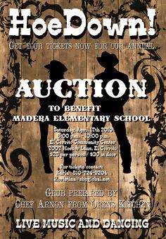 HoeDown! #auctiontheme