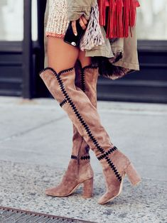Sigerson Morrison Steele Tall Boot at Free People Clothing Boutique