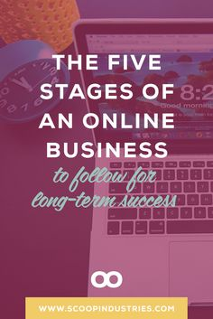 Build a long-term, sustainable online business - This approach helps you master each step, build your reputation and create the audience you'll need to succeed in later stages of online business. *PIN* and grow!