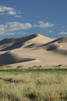 Mongolian Nature: The Gobi desert is most notable in history as part of the great Mongol Empire, and as the location of several important cities along the Silk Road  | Traveldudes Social Travel Blog & Community: