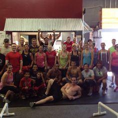 Full class for todays WOD CrossFit Vacaville. - @progenexusa- #thesauce, #crossfitprogenex, #progenex, #CFVacaville