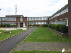 Pingpongtafel Groen bij Langdon Academy in East Ham London