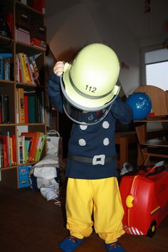 fireman sam outfit