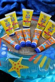 beach ball birthday party ideas - Google Search