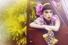 Eliza for Vanity Fair | Photographer Signe Vilstrup