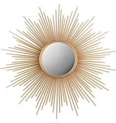 Sunburst Mirror from rejuvenation.com... So many amazing things on this site!