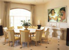 Rancho Santa Fe Dining Room