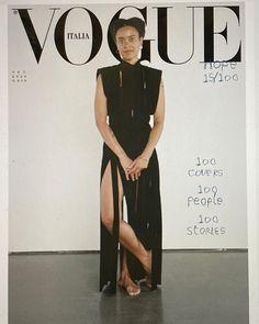 Vogue Magazine Covers, Vogue Covers, Fields In Arts, Kim Gordon, Agyness Deyn, Freja Beha Erichsen, Sasha Pivovarova, Juergen Teller, Jessica Stam