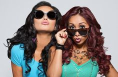 With both women engaged, producer SallyAnn Salsano's take is that love is going a lot better for Snooki than for JWOWW.