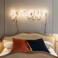 Neon Art Lights - Amour, Home & Love - View All Lighting - Lighting - Lighting & Mirrors