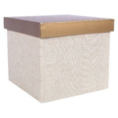 Nate Berkus Canvas Nesting Boxes 8.0  inches length  x  8.0  inches width  x  7.25  inches