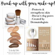 Wanting light coverage combined with skin protection? Keep your skin healthy with Radiant Defense, a tinted moisturizer by Rodan + Fields. Homemade Skin Care, Diy Skin Care, Skin Care Tips, Combination Skin Care, Skin Care Routine For 20s, Skincare Routine, Tinted Moisturizer, Flawless Skin, Skin Care Regimen