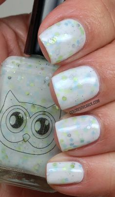 White Owl Lacquers :: Morning Dew