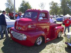 1950 ford coe trucks | 1948 COE Cement Mixer owned by Bob Macquoid