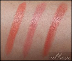 Review and Swatches: MAC Reel Sexy Lipsticks