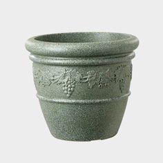 Grapes Bell Pot Planter Decorative Planters, Planter Pots, Garden, Garten, Lawn And Garden, Gardens, Gardening, Outdoor, Yard