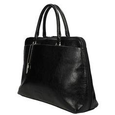 ! Daniele Donati shopper black- 01-780-01 |59.95