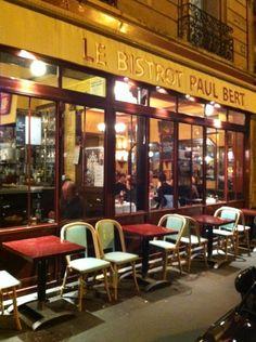 Bistrot Paul Bert affordable dinner 36E