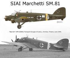 Savoia Marchetti SM.81
