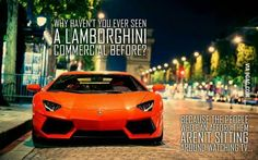"""Why You Have Never Seen a Lamborghini Commercial Before"" -- A #mustread #quote on #leadership"
