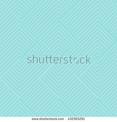Pattern stripe seamless green aqua and white colors design for fabric, textile, fashion design, pillow case, gift wrapping paper; wallpaper etc. Chevron stripe abstract background vector.