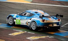 Lotus Evora at Le Mans by Tom Green on 500px