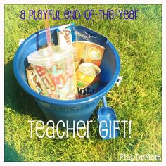 our fun end-of-the-year thank you present for teachers!