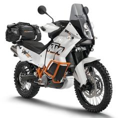 When it comes to off road riding ktm s motorcycles are usually considered among the most capable models from the market. the 2013 ktm 990 adventure is (. Ktm Motorcycles, Enduro Motorcycle, Ktm 990 Adventure, Off Road Bikes, Motosport, Dual Sport, Touring Bike, Mini Bike, Bike Trails