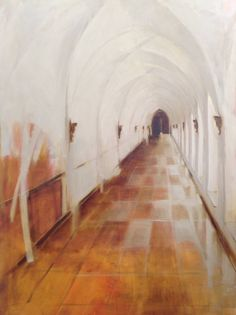 """Saatchi Art Artist Ewa Perz; Painting, """"The Cathedral"""" #art"""