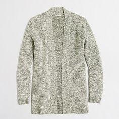 <ul><li>Cotton/poly.</li><li>Loose fit.</li><li>Hits at top of thigh.</li><li>Long sleeves.</li><li>Machine wash.</li><li>Import.</li></ul>