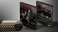 The Vampire Diaries - T07 - (Completa) - Capa | VITRINE - Galeria De Capas - Designer Covers Custom | Capas & Labels Customizados