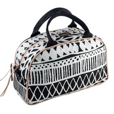 Mongoose Ladies Toiletry Bag | Shop online now at www.GoodiesHub.com Textile Prints, Textile Design, Textiles, Mongoose, Waterproof Fabric, Perfect Woman, Toiletry Bag, Small Bags, Travel Bags