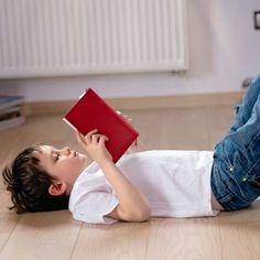 5 consejos para incentivar al niño en la lectura.