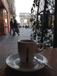 Coffee and Paris