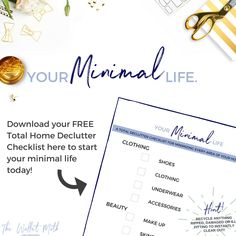 Minimalism isn't just about awareness of our physical environment - taking the time to clear your mental clutter is just as important. This article features 7 of the most effective methods of creating your own minimalist mindset.