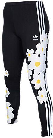 eb56c0d605e7 Adidas Womens Originals Pharrell Williams Daisy Leggings Yeezy Fashion