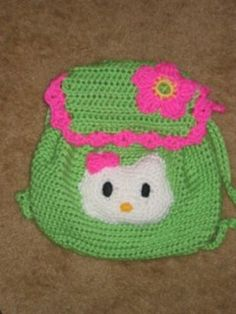 Crochet Patterns For Kids Bags : more crochet ideas crochet obsession kids crochet crochet bags crochet ...
