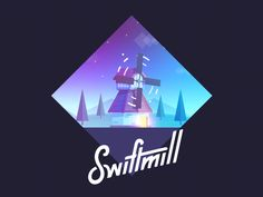 Swiftmill Animation by Jona Dinges on May 29, 2016