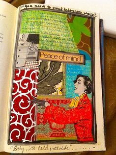 Journal Junk. For and About Art Journals.