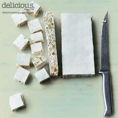 Nougat can be tricky, so find out how to make this surefire favourite with our step by step guide.