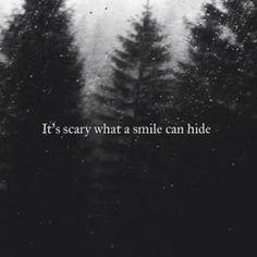 truly frightening