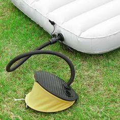 SoBuy® Brandina da campeggio pieghevole, Tenda da Campeggio,con borsa e materasso ad aria, OGS32-GR,IT: Amazon.it: Sport e tempo libero
